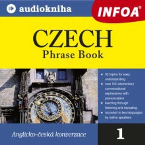 Audiokniha Czech in 30 days  - Různí autoři - Rôzni Interpreti