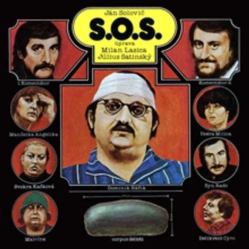 Audiokniha S.O.S. - Milan Lasica - Marián Labuda