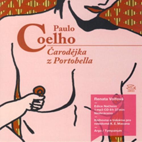 Čarodějka z Portobella - Paulo Coelho (Audiokniha)