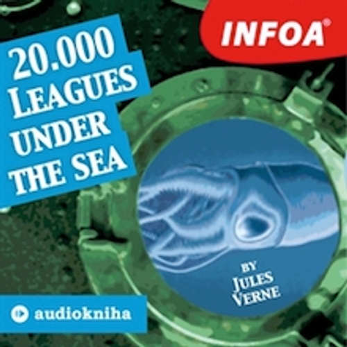 Audiobook 20000 Leagues Under The Sea (EN) - Jules Verne - Rôzni Interpreti