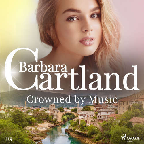 Audiobook Crowned by Music (Barbara Cartland's Pink Collection 119) (EN) - Barbara Cartland - Anthony Wren