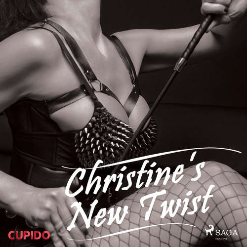 Audiobook Christine's New Twist (EN) - Cupido And Others - Julie Able