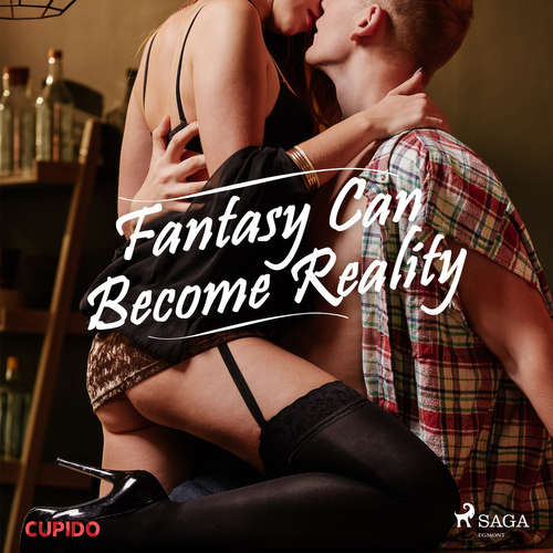 Audiobook Fantasy Can Become Reality (EN) - Cupido And Others - Julie Able