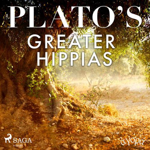 Audiobook Plato's Greater Hippias (EN) - – Plato - William Sigalis