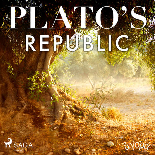 Audiobook Plato's Republic (EN) - – Plato - William Sigalis