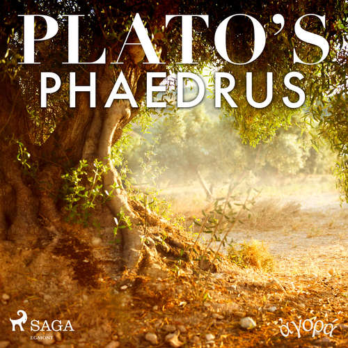 Audiobook Plato's Phaedrus (EN) - – Plato - William Sigalis