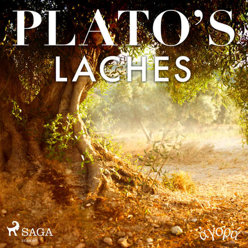 Audiobook Plato's Laches (EN) - – Plato - William Sigalis