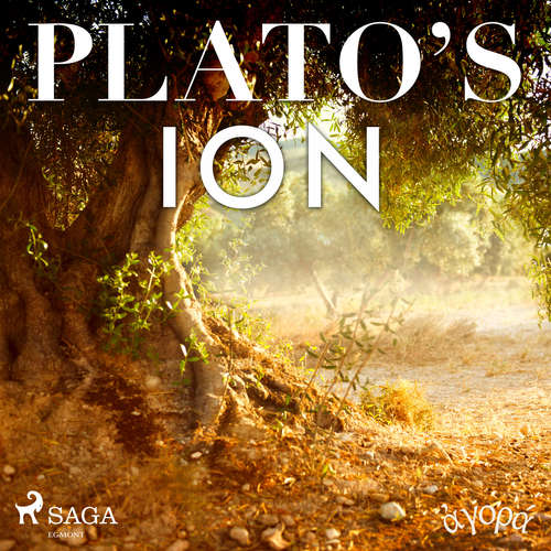 Audiobook Plato's Ion (EN) - – Plato - William Sigalis