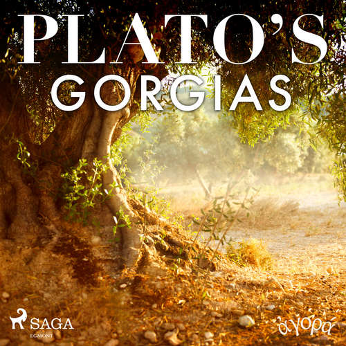 Audiobook Plato's Gorgias (EN) - – Plato - William Sigalis