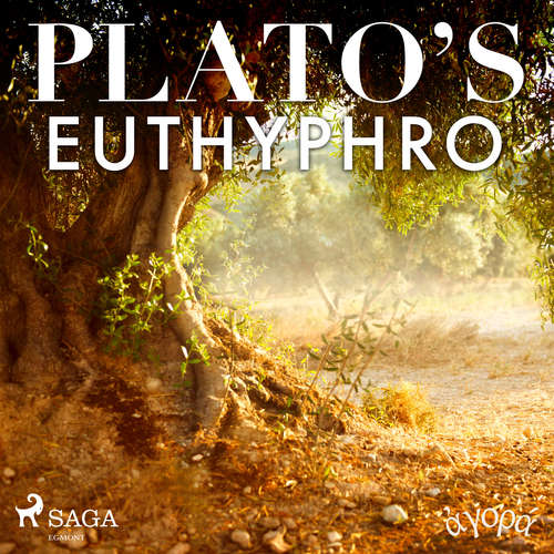 Audiobook Plato's Euthyphro (EN) - – Plato - William Sigalis