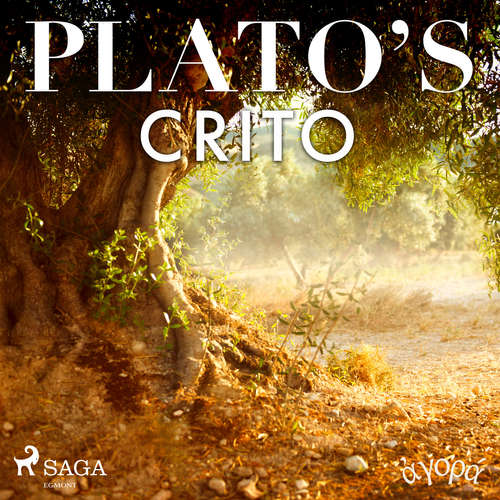 Audiobook Plato's Crito (EN) - – Plato - William Sigalis