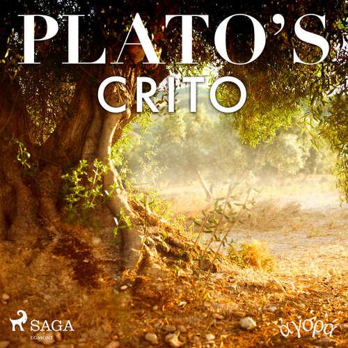 Audiobook Plato's Crito (EN) - – Plato - William Sigalis