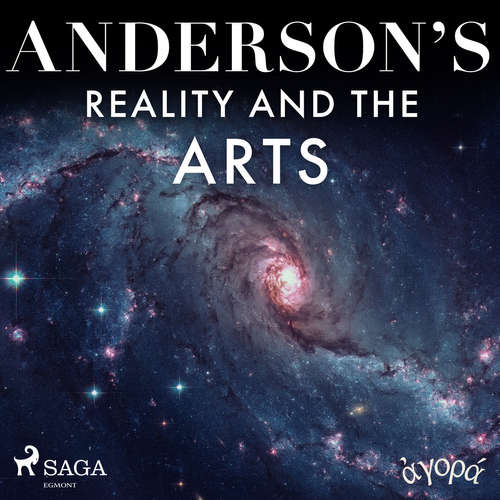 Audiobook Anderson's Reality and the Arts (EN) - Albert A. Anderson - Albert A. Anderson