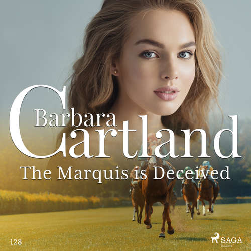 Audiobook The Marquis is Deceived (Barbara Cartland's Pink Collection 128) (EN) - Barbara Cartland - Anthony Wren