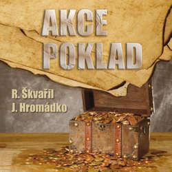 Audiokniha Akce poklad - Richard Škvařil - Otakar Brousek