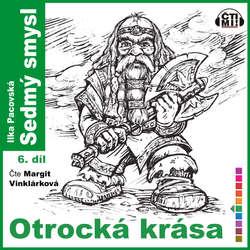 Audiokniha Otrocká krása - Ilka Pacovská - Margit Vinklárková