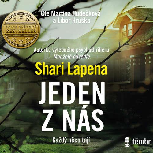 Audiokniha Jeden z nás - Shari Lapena - Martina Hudečková