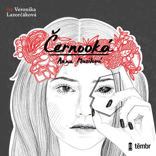 Audiokniha Černooká - Anna Musilová - Veronika Lazorčáková