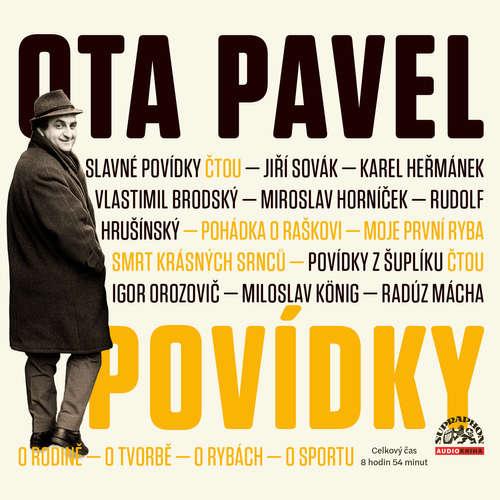 Audiokniha Povídky - Ota Pavel - Vlastimil Brodský