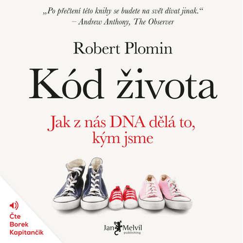 Audiokniha Kód života - Robert Plomin - Borek Kapitančik