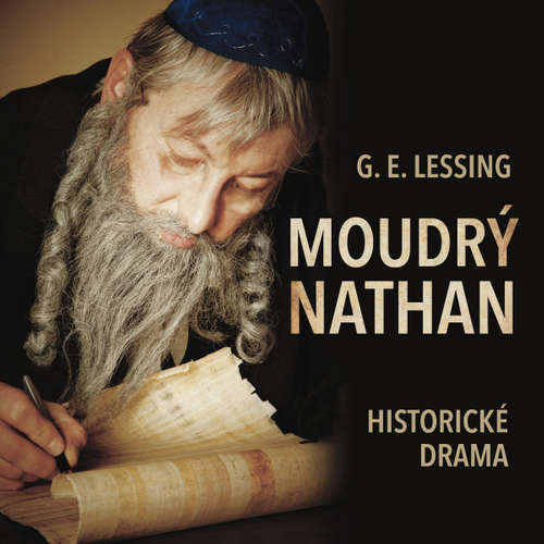 Audiokniha Moudrý Nathan - Gotthold Ephraim Lessing - Václav Voska