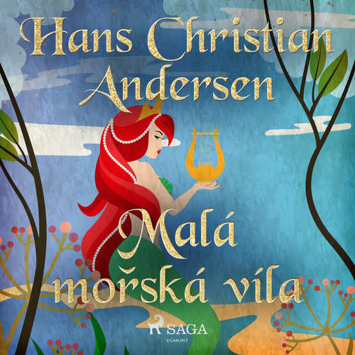 Audiokniha Malá mořská víla - H.c. Andersen - Vaclav Knop