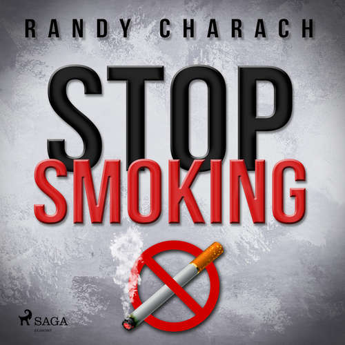 Audiobook Stop Smoking (EN) - Randy Charach - Randy Charach