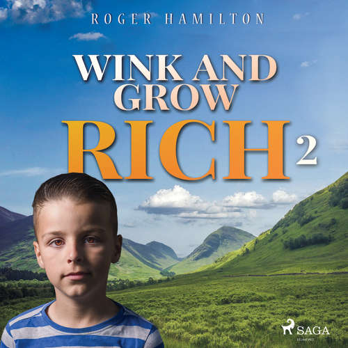 Audiobook Wink and Grow Rich 2 (EN) - Roger Hamilton - Paul Darn