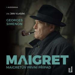 Audiokniha Maigretův první případ - Georges Simenon - Jan Vlasák