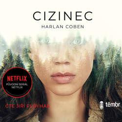 Audiokniha Cizinec - Harlan Coben - Jiří Ployhar