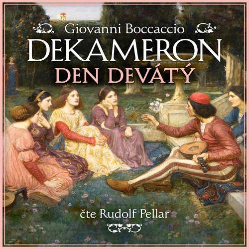 Audiokniha Dekameron - Den devátý - Giovanni Boccaccio - Rudolf Pellar