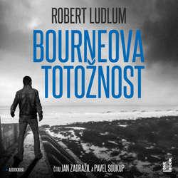 Audiokniha Bourneova totožnost - Robert Ludlum - Jan Zadražil