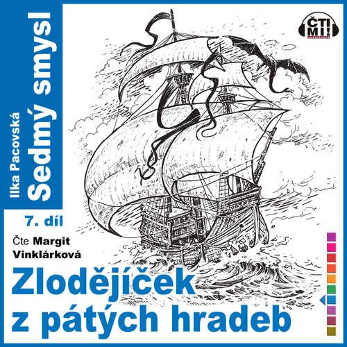Audiokniha Zlodějíček zpátých hradeb - Ilka Pacovská - Margit Vinklárková