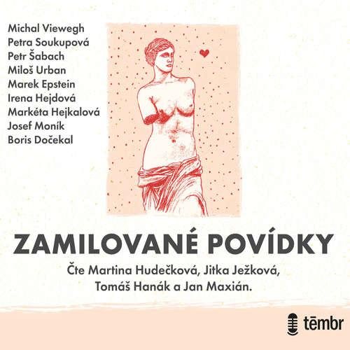 Audiokniha Zamilované povídky - Boris Dočekal - Martina Hudečková