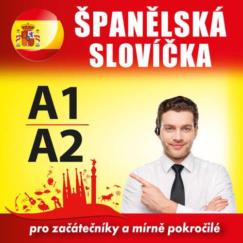 Audiokniha Španělská slovíčka A1, A2 - Tomáš Dvořáček - Rôzni Interpreti