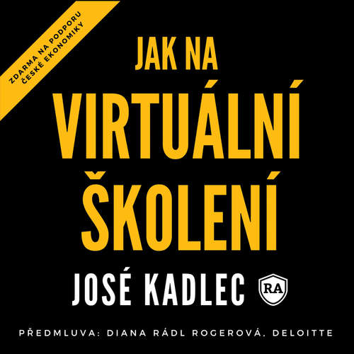 Audiokniha Jak na virtuální školení - José Kadlec - José Kadlec