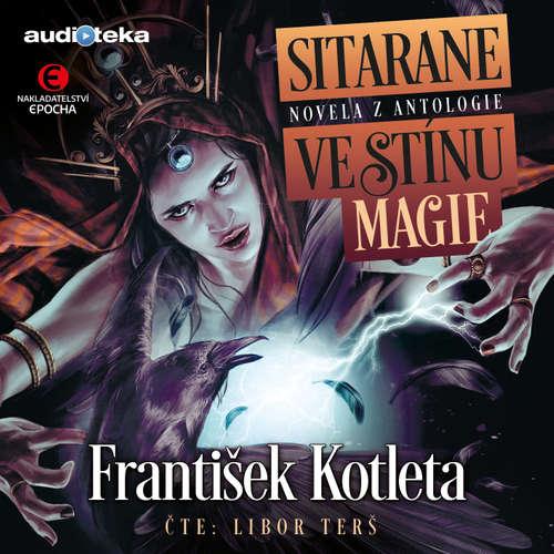 Audiokniha Sitarane - František Kotleta - Libor Terš
