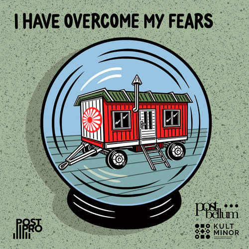 Audiobook I have overcome my fears (EN) - Post Bellum - Andrea Bučko