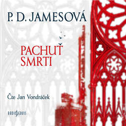 Audiokniha Pachuť smrti - P. D. James - Jan Vondráček