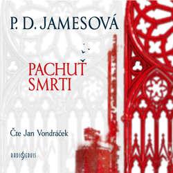 Audiokniha Pachuť smrti - P. D. Jamesová - Jan Vondráček