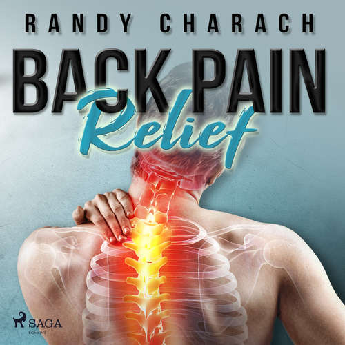 Audiobook Back Pain Relief (EN) - Randy Charach - Randy Charach