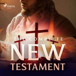 Audiobook The Complete New Testament (EN) - Christopher Glyn - Christopher Glyn