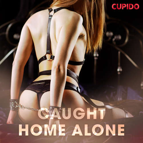 Audiobook Caught home alone (EN) - Cupido And Others - Scarlett Foxx