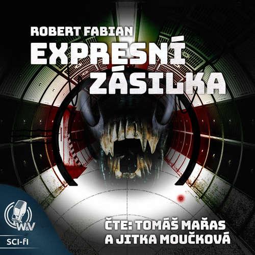 Audiokniha Expresní zásilka - Robert Fabian - Tomáš Mařas