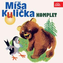 Audiokniha Míša Kulička - Josef Menzel - Helena Štáchová