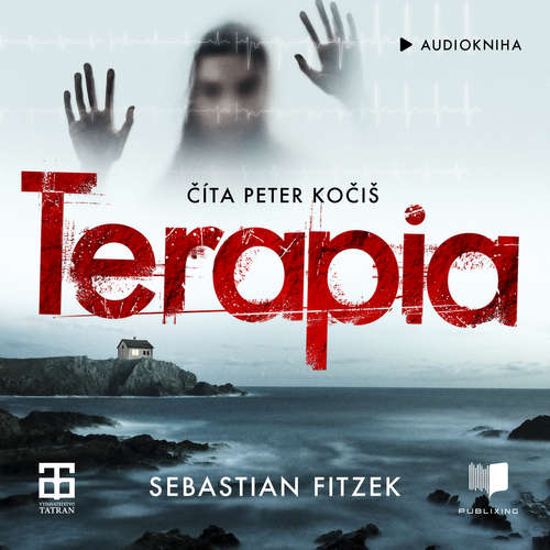 Audiokniha Terapia - Sebastian Fitzek - Peter Kočiš