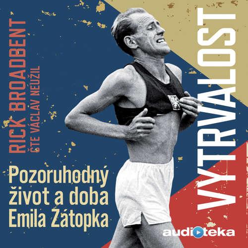 Audiokniha Vytrvalost - Rick Broadbent - Václav Neužil