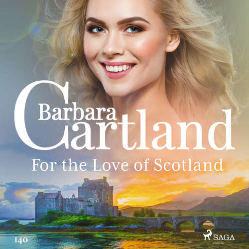 Audiobook For the Love of Scotland (Barbara Cartland's Pink Collection 140) (EN) - Barbara Cartland - Anthony Wren