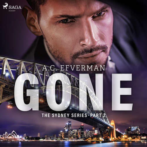 Audiobook GONE (EN) - A.C. Efverman - Alex Lehman