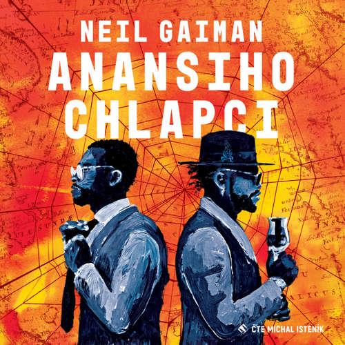 Audiokniha Anansiho chlapci - Neil Gaiman - Michal Isteník